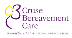 Logo for Cruse Bereavement Care